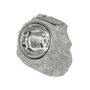 eglo eglo roccia 4 led solare plastica grigia 90494