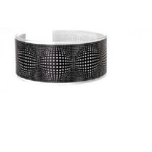 cini&nils anello per componi 200 sfere nero 020
