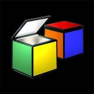 cini&nils cini&nils lampada da tavolo cuboled 2w pentacolore 294l