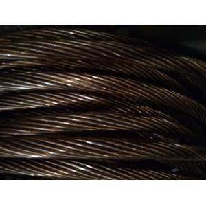 rame corda di rame elettrolitico nudo sezione 95 mmq