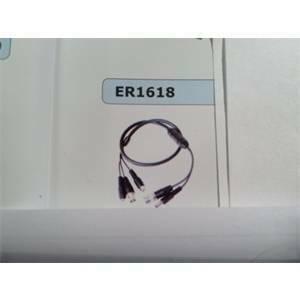 eurotek microfono eurotek per audio telecamere di videosorveglianza er1618