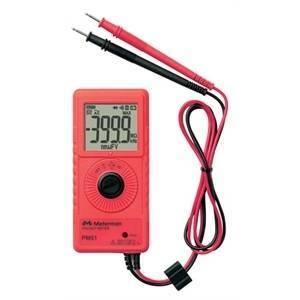 fluke fluke multimetro digitale tascabile con data hold pm51a