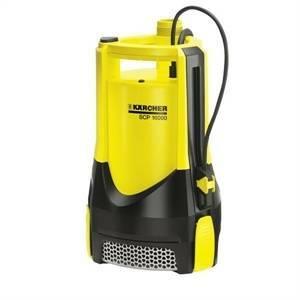 karcher karcher elettropompa sommersa per acque chiare scp 16000 level sensor 1.645-154.0 1645154
