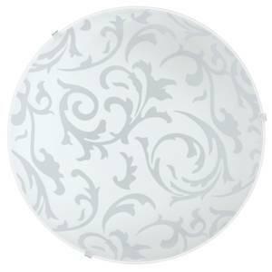 eglo eglo plafoniera scalea1 diametro 31 cm. 1x60w 90043