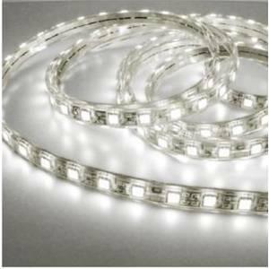 nobile illuminazione 1 metro di striscia led per esterno 14,4w luce fredda 70050/f