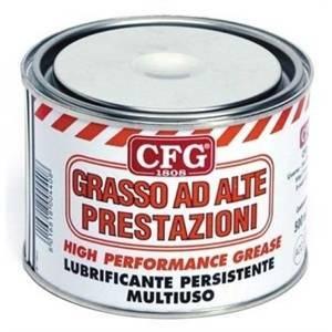 cfg grasso ad alte prestazioni, lubrificante persistente multiuso 500ml l00602
