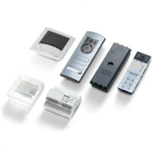 elvox elvox kit videocitofonico a colori a 2 fili espandibile 6611/ka