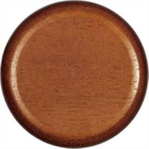 gambarelli rosetta noce tonda diametro 60mm 2 pezzi 01103/b2
