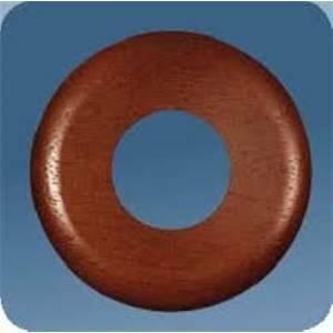 gambarelli rosetta noce tonda diametro 80mm 2 pezzi 01113/b2