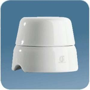 gambarelli scatola derivazione 80mm porcellana colore bianco 01510