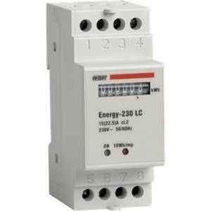 vemer vemer contatore energia monofase energy-230 lc vn960100