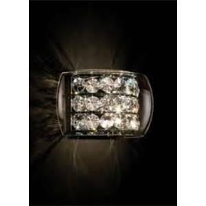 marino cristal applique diamons in cristallo 4x20w attacco g4 30174