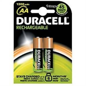 duracell duracell stilo ricaricabile stays charged 1,2v value/aa