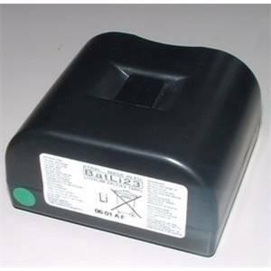 logisty hager logisty hager batteria al litio 2x 3,6v 18 ah per centrale allarme batli23