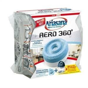 ariasana ricarica profumatore ariasana aero 360° inodore w040290045