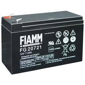 melchioni batteria fiamm piombo 12v 7ah 491460370
