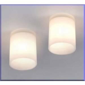 egoluce egoluce fokus soffitto in vetro bianco 40w 5186.57