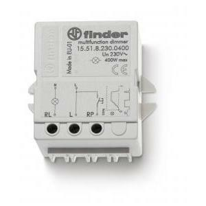 finder rele' a impulsi dimmerabile 400w 15.51.8.230.0400 155182300400
