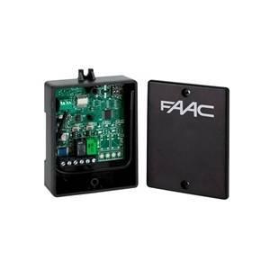 faac ricevente bicanale xr2 433 c 2 canali 433 mhz 787747