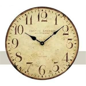 lowell orologio da parete anticato paris 1890 21410