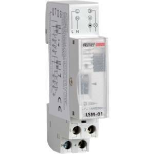 vemer temporizzatore elettromeccanico lsm-01 1 modulo ve073300