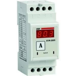 vemer voltmetro o amperometro 2 moduli vm260700