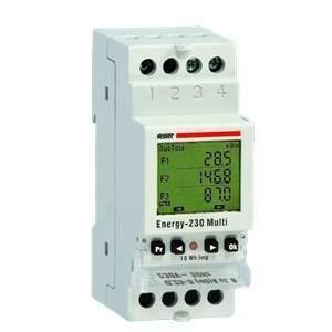 vemer energy-230 multi contatore energia monofase diretto ve429700