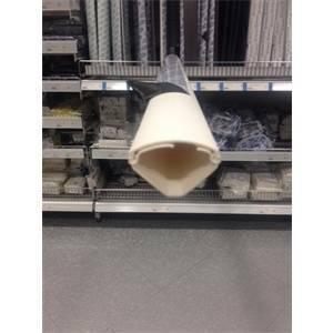 arnocanali 2 metri di canalina angolare con coperchio 40x40x50 bianco puro edk4050.3
