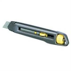 stanley cutter interlock 18 mm 8 elementi 010018
