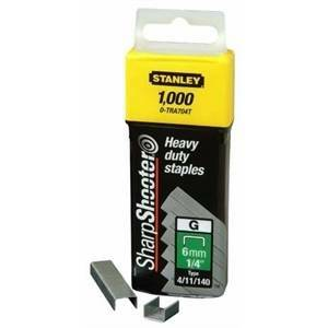 stanley punti tipo g 1000 pz 1-tra706t