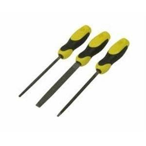 stanley set 3 lime in acciaio 150mm 022445