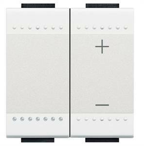 bticino livinglight dimmer universale colore bianco n4411n