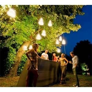 lombardo lampada bell 3 silicone 33w colore bianco lb23221