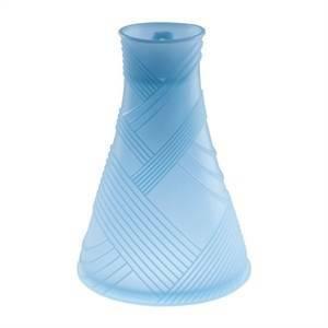 lombardo lampada bell 3 silicone 33w colore colore azzurro lb2322t