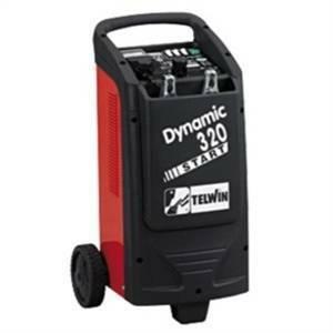 telwin caricabatteria dynamic 320 con avviamento immediato 12/24v 230v 829381