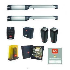 bft kit per automazione cancelli battenti fino a 500kg 5mt phobos ac kit a50 (sostituisce r935268 00002) r935305 00002