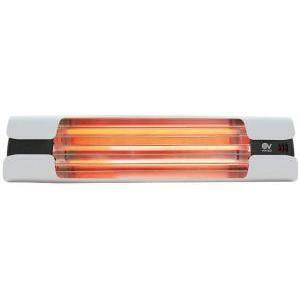 vortice thermologika design bianca lampada raggi infrarossi 70007 0000070007