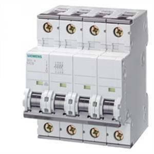 siemens interruttore magnetotermico icn 6000a icu 6ka 4 poli 32a 5sl6432-7bb