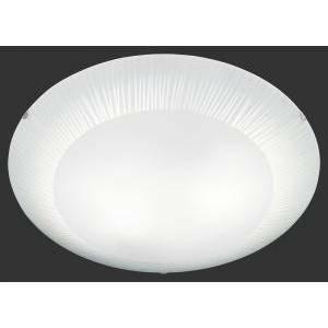 trio lighting italia plafoniera ceiling lamp vetro tonda 603100200