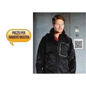 plano giacca antivento bancroft traspirante e impermeabile taglia xxl 11001-898-09/xxl