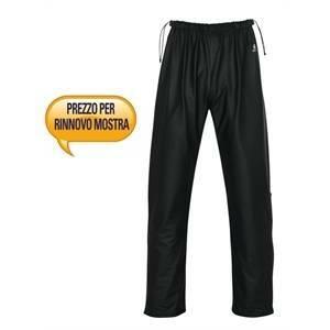 plano pantalone antipioggia laguna nero 50203-859-09/xxl