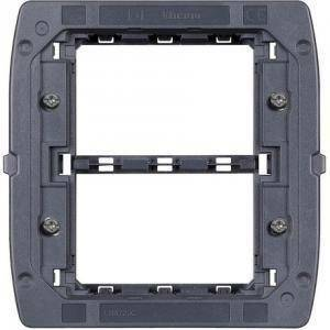 bticino living light air supporto air 3+3 moduli ln4726c