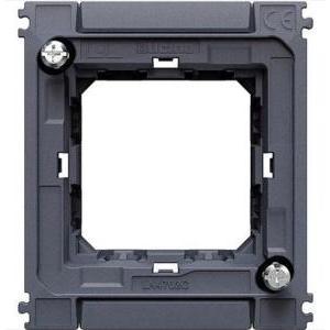 bticino livinglight supporto air 2 moduli ln4702c
