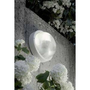 sovil tartaruga termoplastica tonda colore bianco attacco e27 40w 47/02