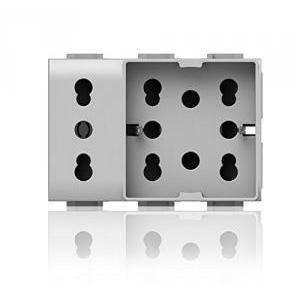 4 box side unika xl per vimar plana 4b.v14.h21.xl
