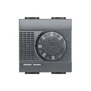 bticino living international termostato ambiente elettronico l4441