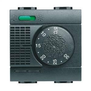 bticino bticino termostato ambientale elettronico estate/inverno l4442
