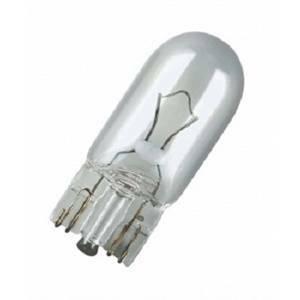 osram blister 2 lampadine auto 3w attacco w2,1x9,5d a2821bli2