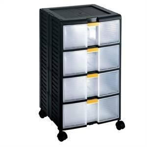 Cassettiere Plastica Con Ruote.Terry Age Cassettiera Porta Attrezzi Con Ruote 1002296