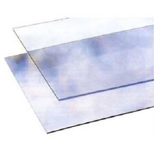 elettroservice lastra in vetro sintetico 500x1000mm spessore 4mm d030877006